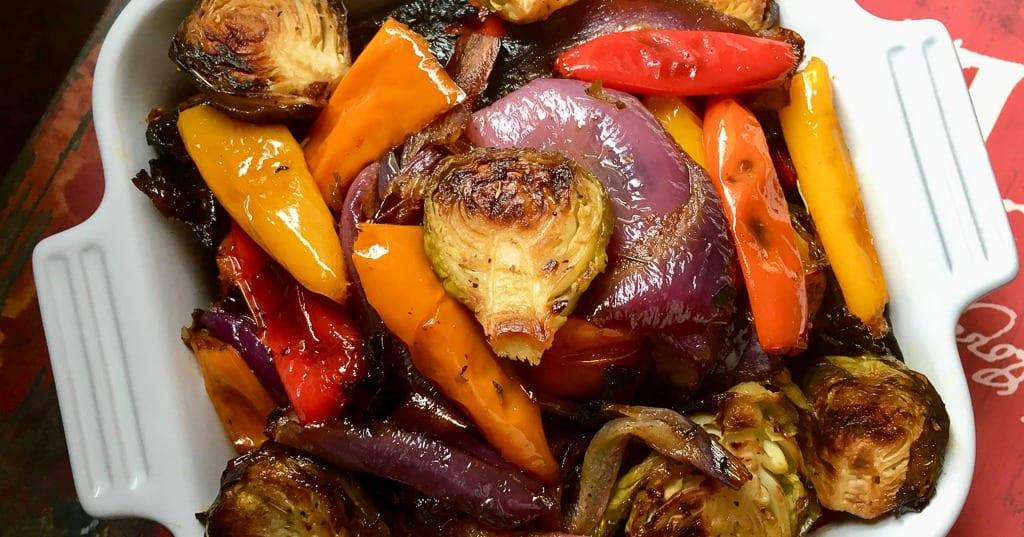 feature sheet pan roasted veggies