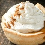 Single Serve Mini Pumpkin Pies Recipe