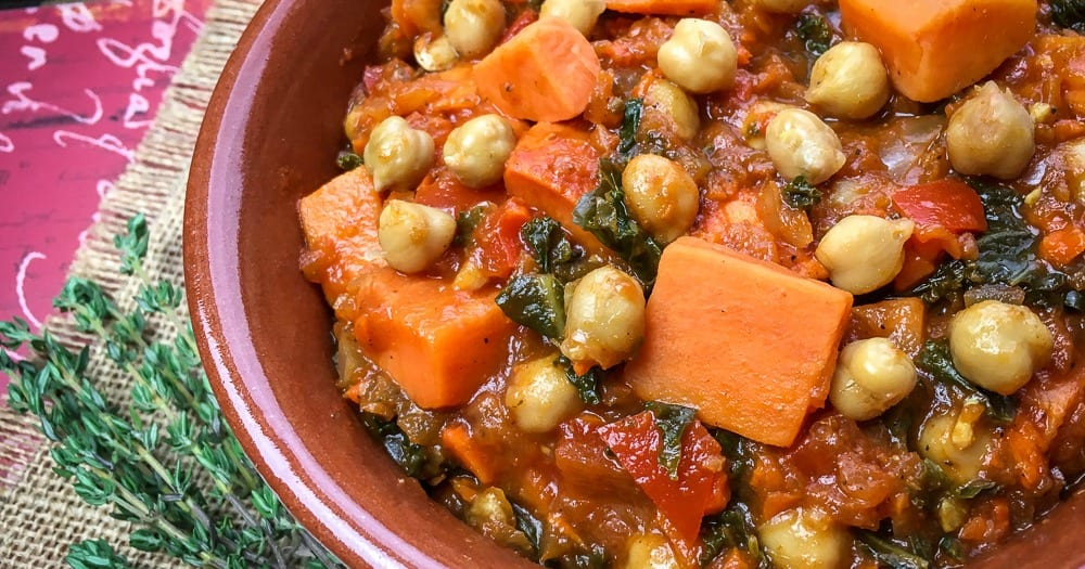 feature vegan butternut squash stew
