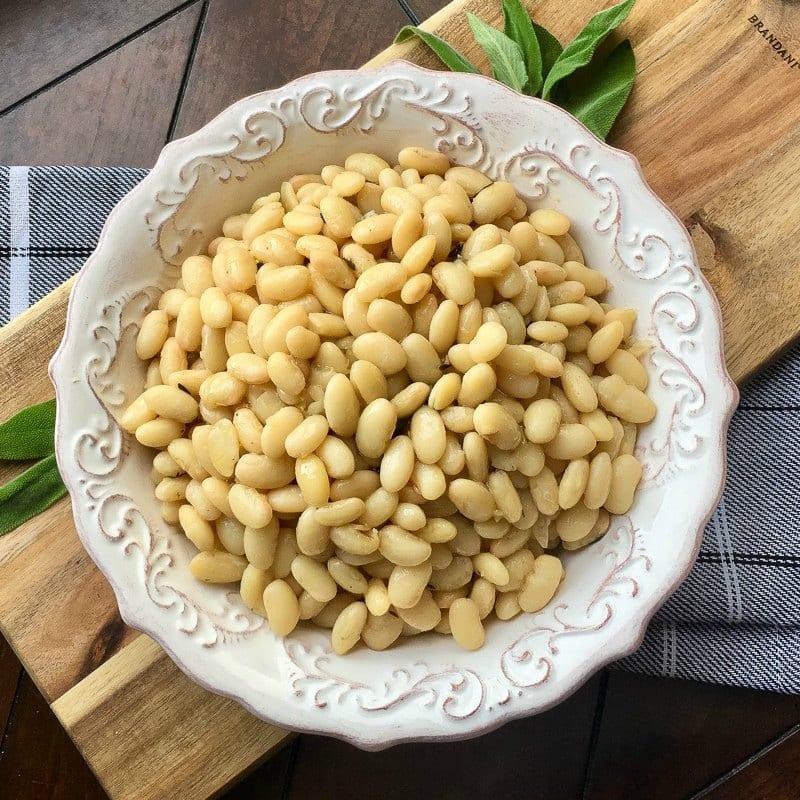 insta italian white beans