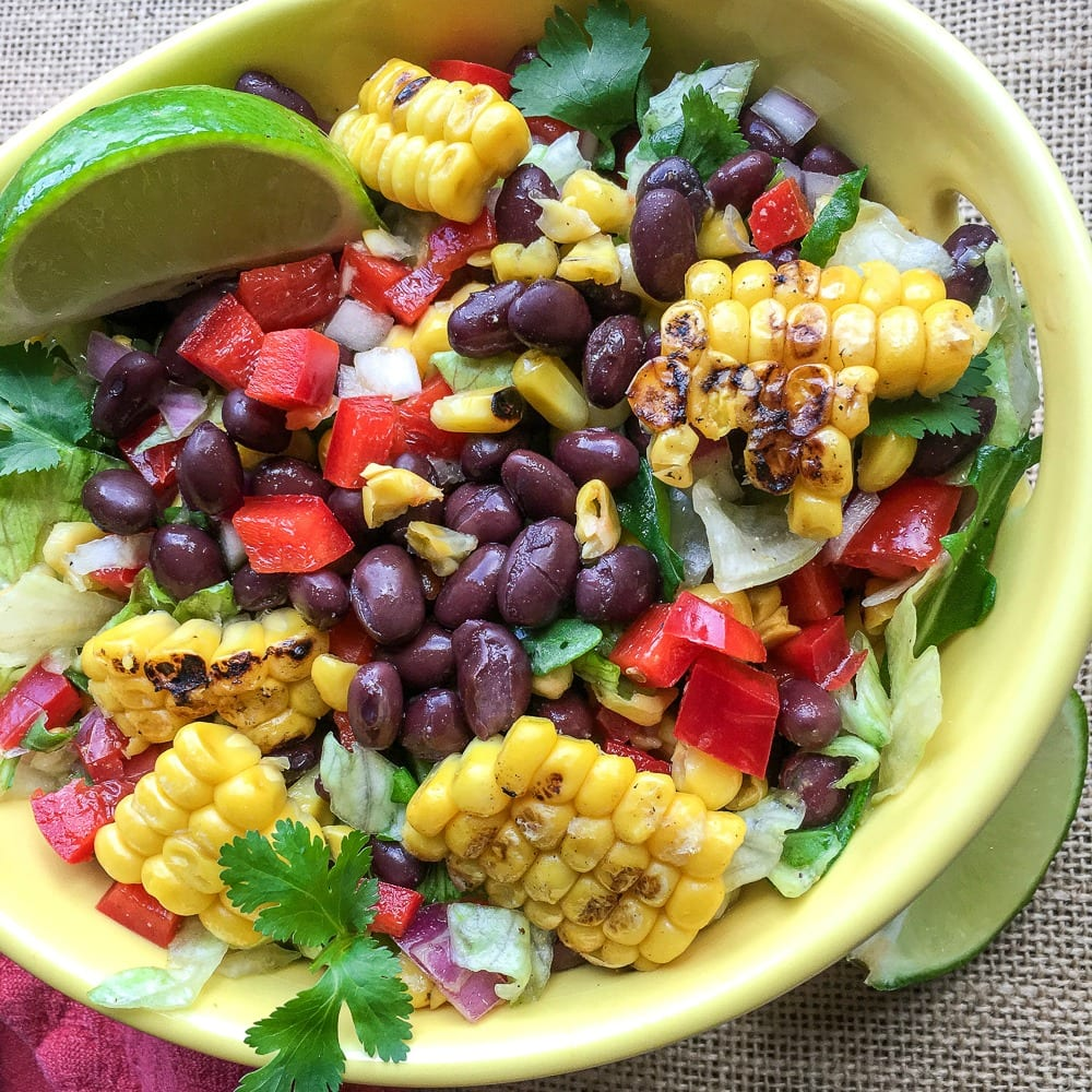 insta mexican chopped salad