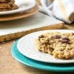 Best Oatmeal Raisin Cookies Recipe