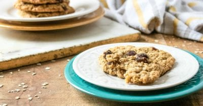 feature best oatmeal raisin cookies