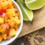 Quick & Easy Jalapeno Mango Salsa Recipe