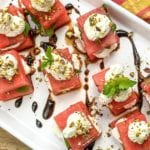 Watermelon Feta Appetizer Recipe