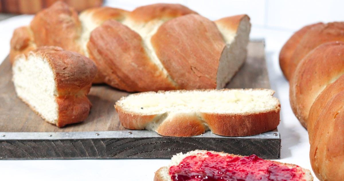 feature authentic swedish cardamom bread