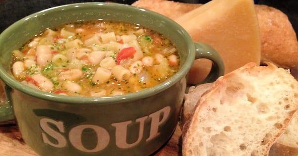 feature pasta fagiloli italian soup