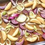 Sheet Pan Roasted Fennel Recipe