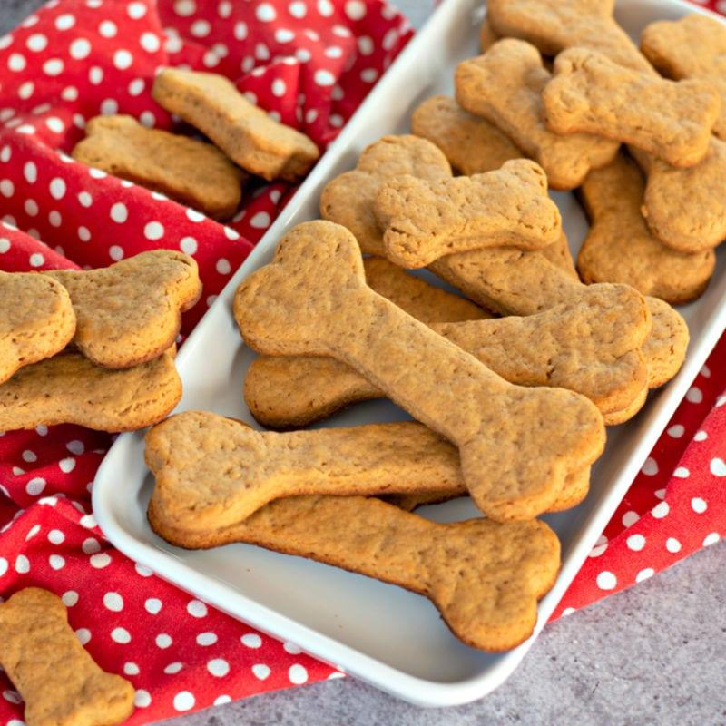 homebaked dog treats