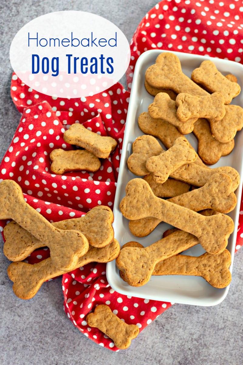 pin homebaked dog treats