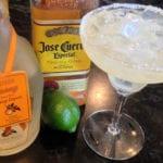 Easy Classic Margarita on The Rocks Recipe