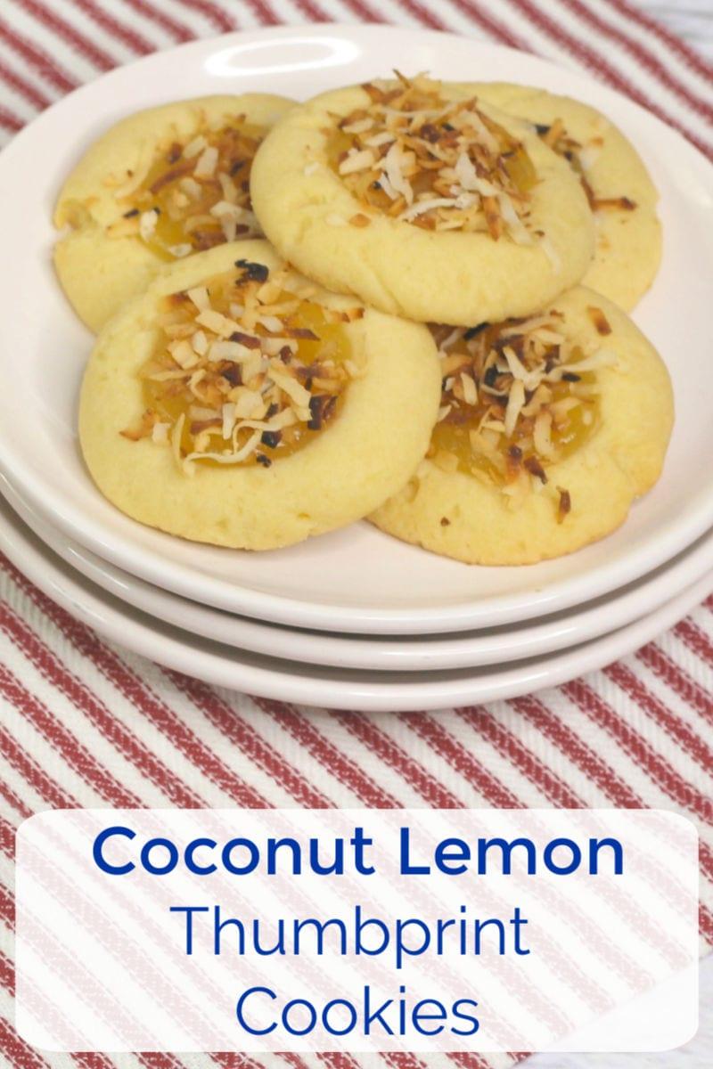 pin lemon thumbprint cookies