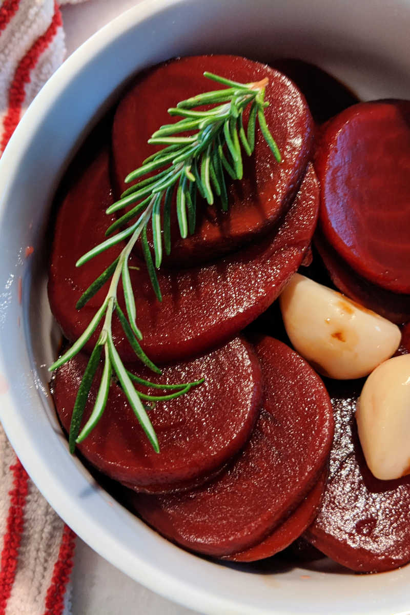 Easiest Pickled Beets Recipe #PickledBeets #RefrigeratorPickles #Beets #CannedBeets