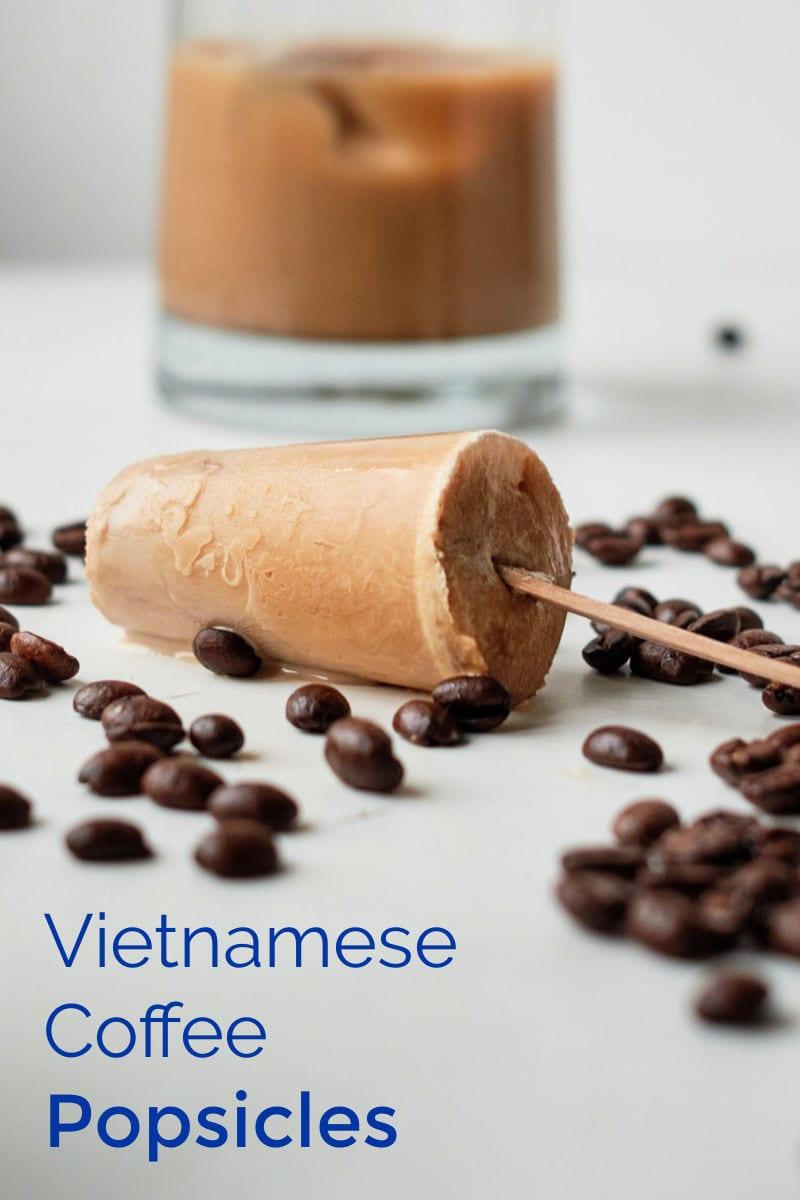 Vietnamese Coffee Popsicles Recipe