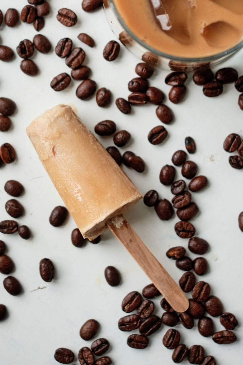 pin vietnamese coffee popsicles