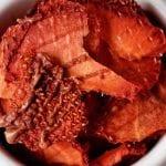 Chocolate Dehydrated Strawberries Recipe