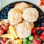 Easy No Yeast English Muffins Recipe