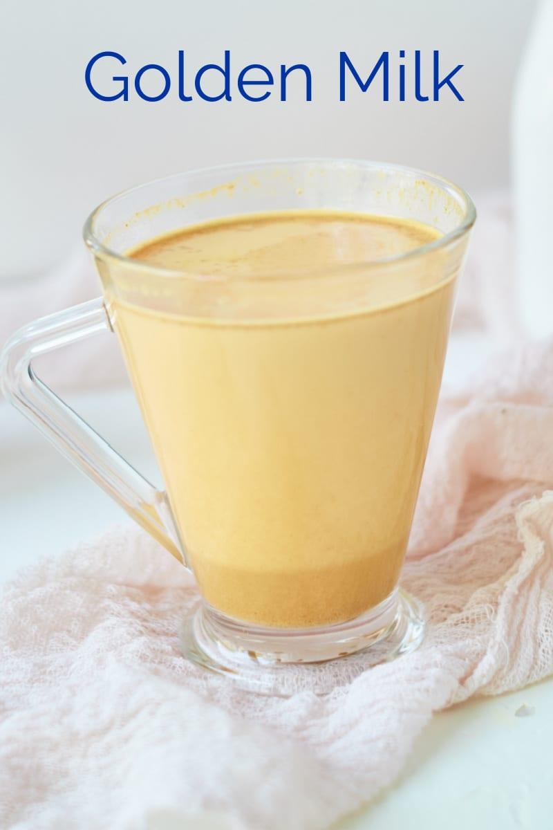 Golden Milk Mix Recipe (No Sugar Added)
