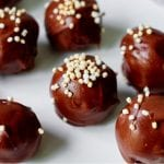 Gluten Free Chocolate Banana Truffles Recipe