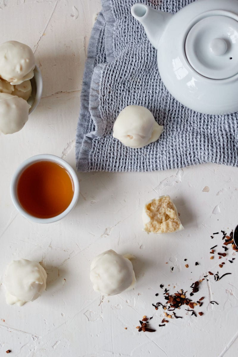 Earl Grey Tea Truffles Recipe