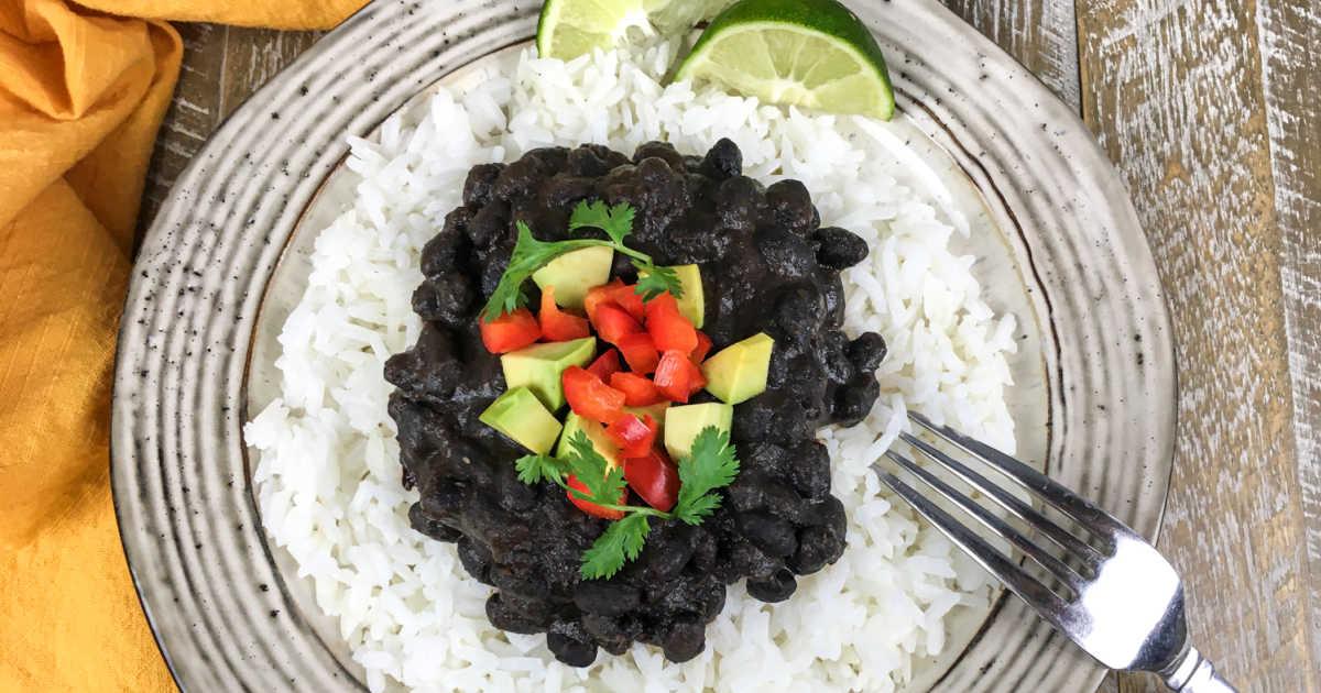 ip black beans