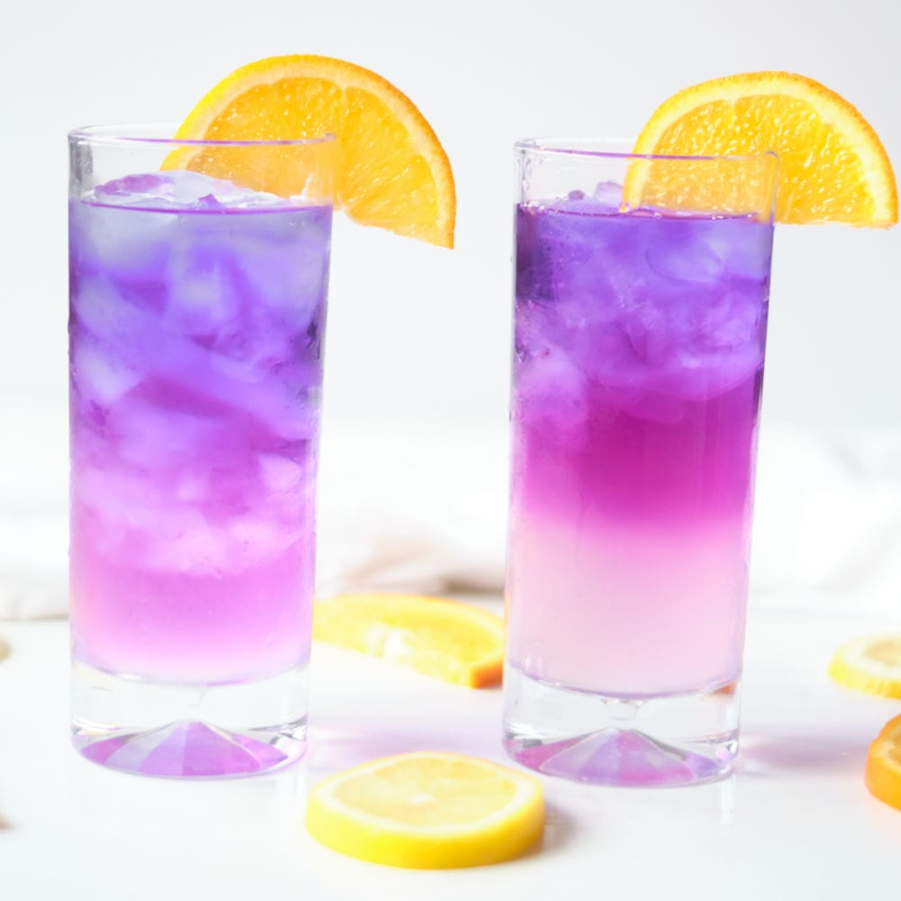 color changing lemonade.