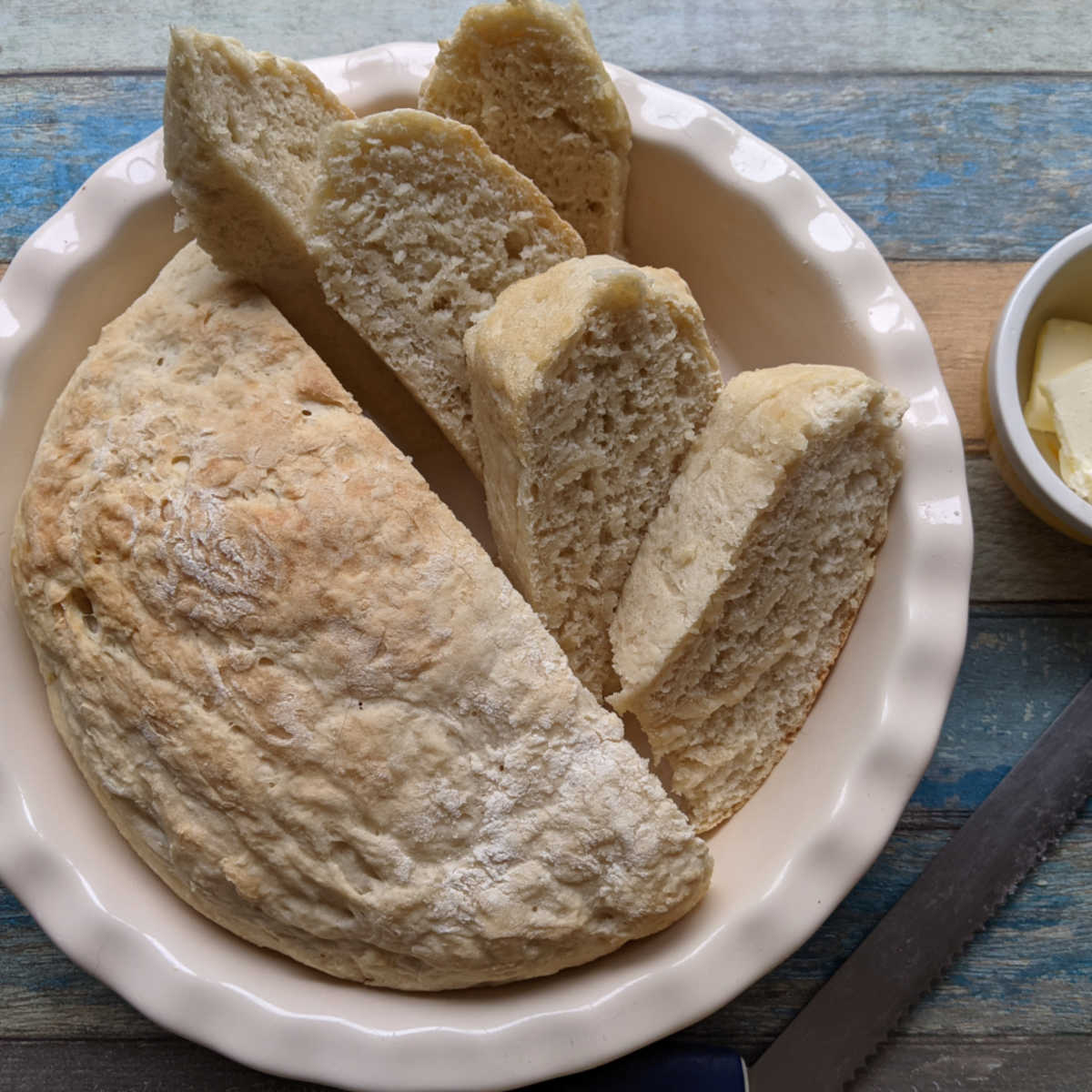 easy homemade bread with yeast